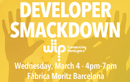 MWC 2015 Developer Smackdown!