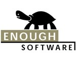Logo-Enough-Software-bw